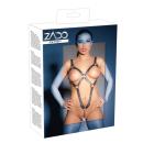 Zado - Harness Leder aus Riemen mit Haken