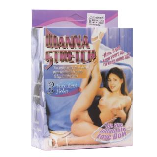 You2Toys - Gummipuppe Dianna Stretch