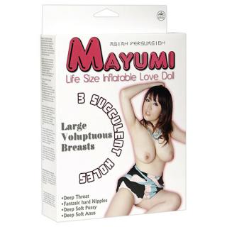 You2Toys - Gummipuppe Mayumi