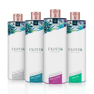 Exotiq - Massage Öl 500ml