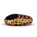 Panthra - Maha Vibro Ei + Bauchtasche Leoparden Design