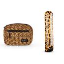 Panthra - Nayo Klassischer Vibrator  + Bauchtasche Leoparden Design