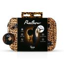 Panthra - Tania Panty Auflege Vibrator  + Bauchtasche Leoparden Design