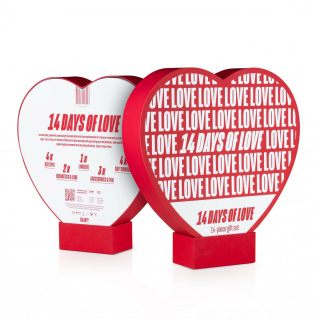 Loveboxxx -  Geschenkset mit 14 Tagen Überraschung