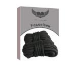 Lovelyness - Bondageseil Set 2 x 10m Schwarz