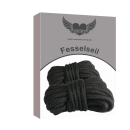 Lovelyness - Bondageseil Set 2 x 5m Schwarz