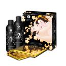 Shunga - Body to Body Massage Gel 2 x 250ml mit Aroma