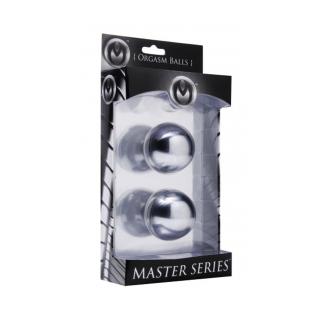 Master Serie - Liebeskugeln aus Metall 600g 5cm